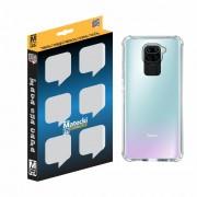 Capa TPU Anti-Impacto Xiaomi Redmi Note 9 - Transparente