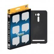 Capa TPU Grafite Asus Zenfone GO Live 5.5