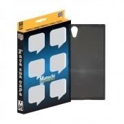 Capa TPU Grafite Premium para Sony Xperia XA1