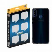Capa TPU Grafite Samsung Galaxy A20S A207