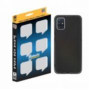 Capa TPU Grafite Samsung Galaxy A51 A515