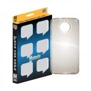 Capa TPU Premium Transparente para Motorola Moto G5s