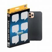 Capa TPU Preta Apple iPhone 11 Pro Max