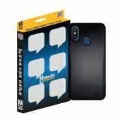 Capa TPU Preta Xiaomi Mi 8