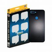 Capa TPU Preta Xiaomi Mi 8 Lite