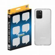 Capa TPU Samsung Galaxy S10 Lite - Transparente