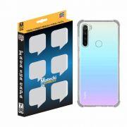 Capa TPU Transparente Anti-Impacto Xiaomi Redmi Note 8