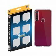 Capa TPU Transparente Motorola Moto G8 Play XT2015