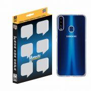 Capa TPU Transparente Samsung Galaxy A20S A207