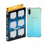 Capa TPU Transparente Samsung Galaxy A60 A606
