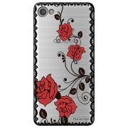 Capa Personalizada para Alcatel A5 Led - Renda com Rosas - TP291