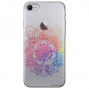 Capa Personalizada para Apple iPhone 8 - Mandala - TP251