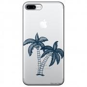 Capa Personalizada para Apple iPhone 8 Plus  - Coqueiro - TP319