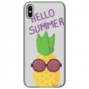 Capa Personalizada para Apple iPhone X - Hello Summer - TP322