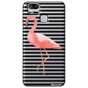Capa Personalizada para Asus Zenfone 3 Zoom ZE553KL - Flamingo - TP317