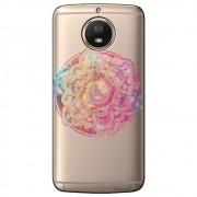 Capa Personalizada para Motorola Moto G5S 2017 - Mandala - TP256