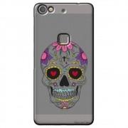 Capa Personalizada para Quantum Fly - Caveira Mexicana - TP242