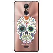 Capa Personalizada para Quantum Go 2 - Caveira Mexicana - TP240