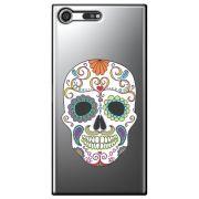 Capa Personalizada para Sony Xperia XZ Premium - Caveira Mexicana - TP240