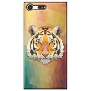 Capa Personalizada para Sony Xperia XZ Premium - Tigre - TP237