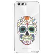 Capa Personalizada para Asus Zenfone 4 ZE554KL - Caveira Mexicana - TP240