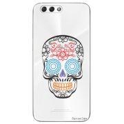 Capa Personalizada para Asus Zenfone 4 ZE554KL - Caveira Mexicana - TP241