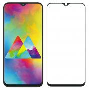 Película Flexível 5D Samsung Galaxy M20 M205 - Preta