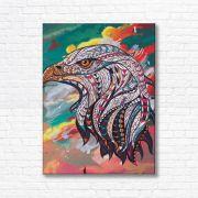 Quadro Canvas Decorativo - Águia - FQ05