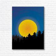 Quadro Canvas Decorativo - Paisagem - FQ107