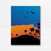 Quadro Canvas Decorativo - Paisagem - FQ108