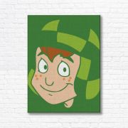 Quadro Canvas Decorativo - Personagem - FQ113