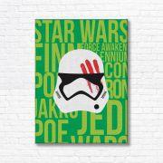Quadro Canvas Decorativo - Stormtrooper  - FQ20