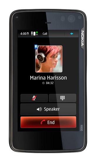 Película Protetora para Nokia 900 N900 - Fosca