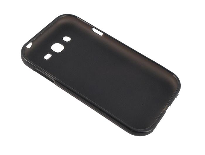 Capa de TPU para Samsung Grand Duos i9082  Pelicula Grafite