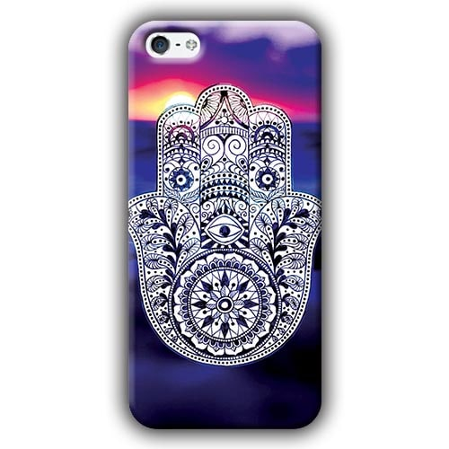 Capa Personalizada para Apple Iphone 5/5s - AT09
