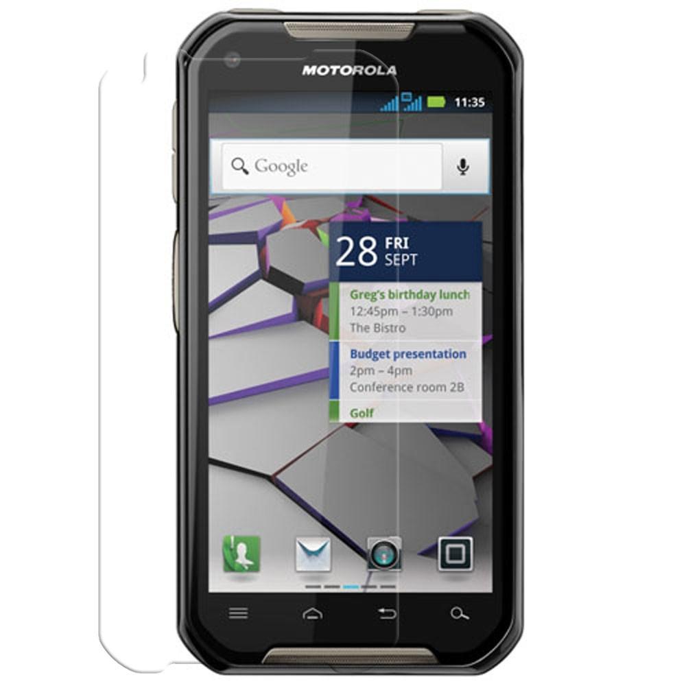 Pelicula Protetora para Motorola Nextel Iron Rock 3g Xt626 Transparente