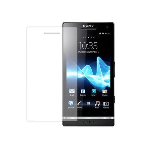 Película Protetora para Sony Ericsson Xperia S Lt26i - Transparente