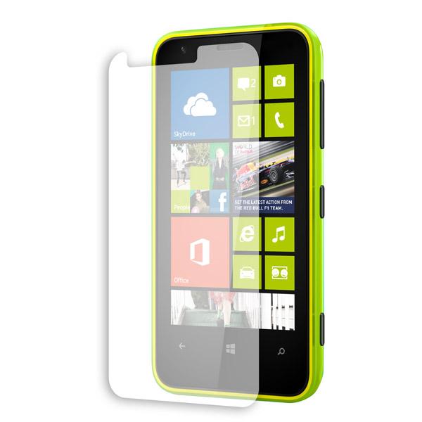 Película Protetora para Nokia Lumia 620 - Transparente