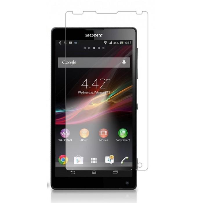 Película Protetora para Sony Xperia ZL ZQ L35H - Fosca