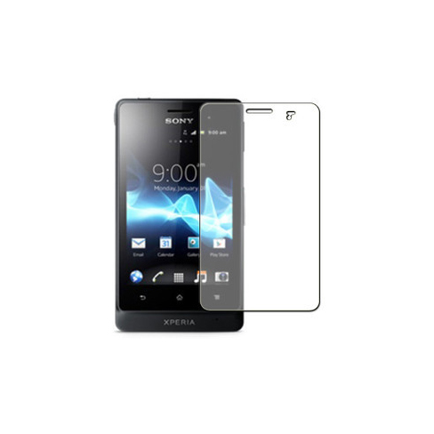 Película Protetora para Sony Ericsson Xperia Go St27i - Transparente