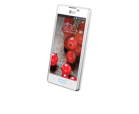 Película Protetora para LG Optimus L5 II E450 - Fosca