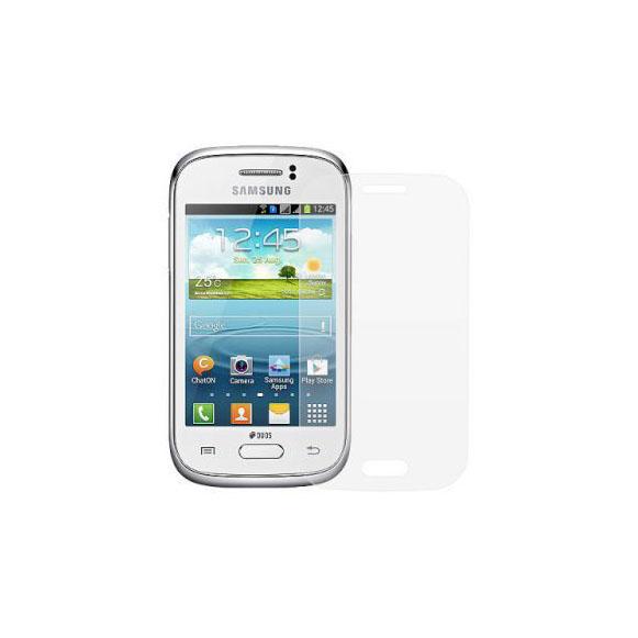 Pelicula Protetora para Samsung Galaxy Young Duos TV S6310 S6312 S6313 Fosca