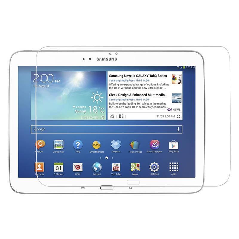 Película Protetora para Samsung Galaxy Tab 3 10.1 P5200 - Transparente
