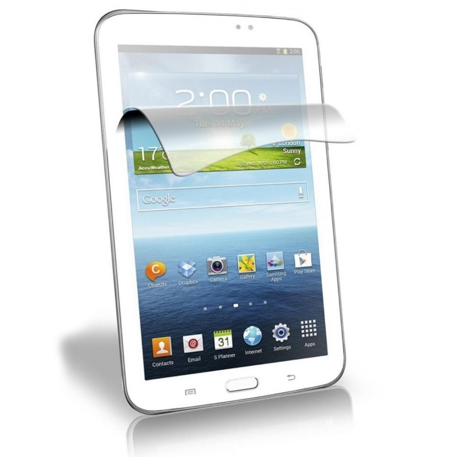 Pelicula Protetora para Samsung Galaxy Tab 3 7.0 P3200 T210 T211 Fosca
