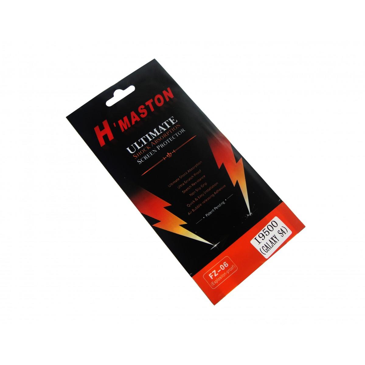 Pelicula Samsung Galaxy S4 I9500 I9505 Anti Impacto Shock Ultra Resistente