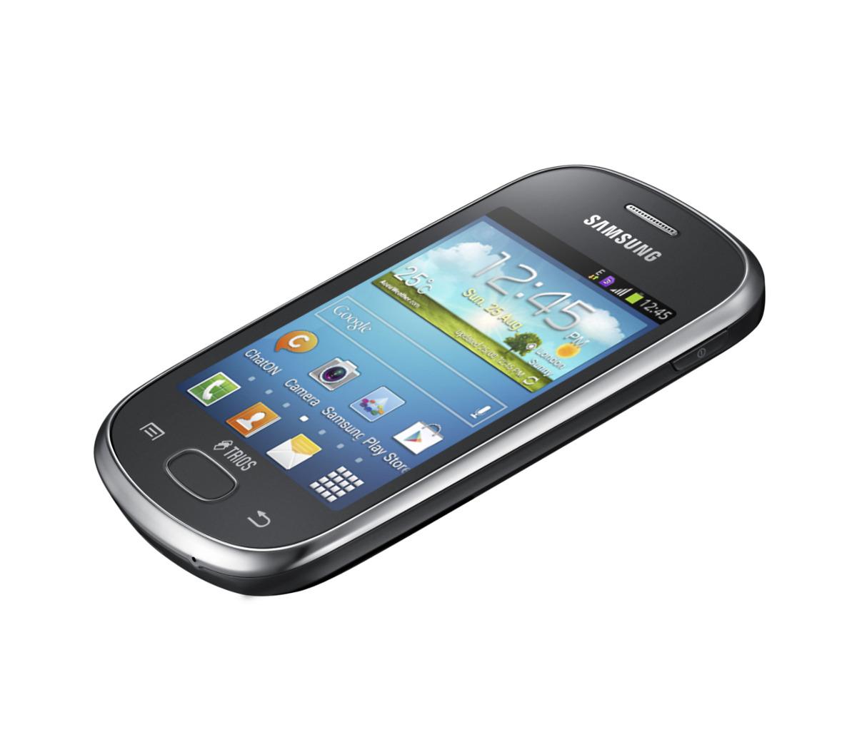 Película Protetora para Samsung Galaxy Star Trios S5282 - Transparente