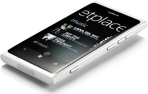 Película Protetora para Nokia Lumia 800 - Transparente