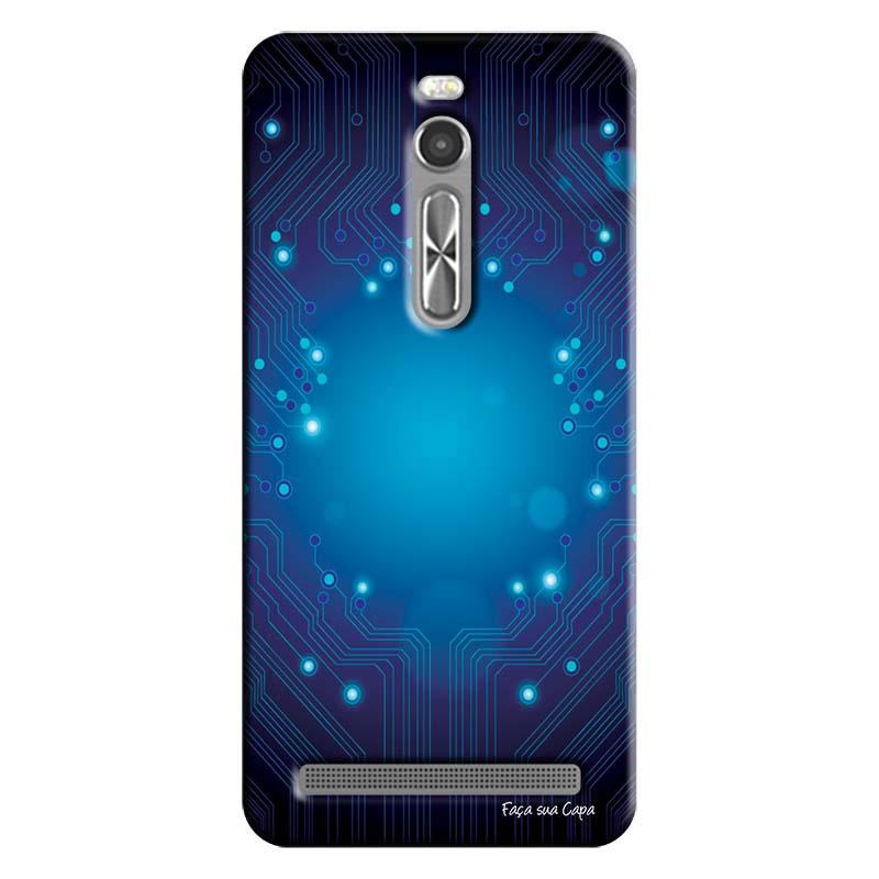 Capa Personalizada Exclusiva Asus Zenfone 2 ZE551ML - HG04
