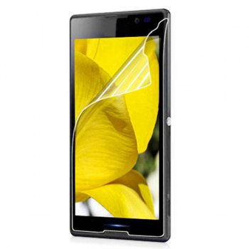 Pelicula Protetora para Sony Xperia C S39h C2304 C2305 Fosca