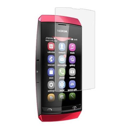 Película Protetora para Nokia Asha 305 N305 - Transparente